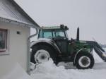 Sne i Sangild